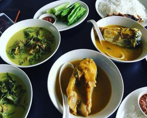 Restoran Gulai Kampung Bangi
